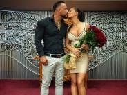 Джулия и Кристиян Кирилов сключиха брак