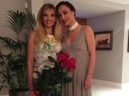 Мария Илиева пя за рождения ден на Малина