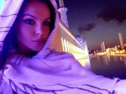 Снимки от ваканцията на Галена в Абу Даби