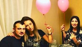 Преслава събра колеги на парти за раждането на дъщеря й