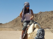 Ашли на пътешествие в Египет