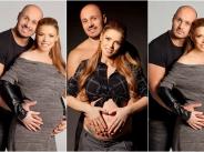 Фолк певицата Магда роди първото си дете