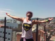 Крум подготвя екзотичен клип, показа кадри от Испания width=