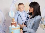 Галена отпразнува първи рожден ден на малкия си син Алекс