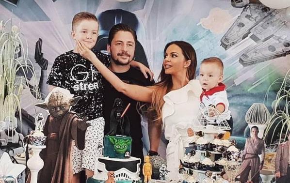 Галена отпразнува рожден ден на големия си син Стефчо