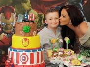 Парти за 10-тия рожден ден на сина на Галена width=