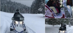 Преслава вилнее по ски пистите