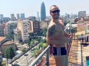 Крум на лятна ваканция в Барселона