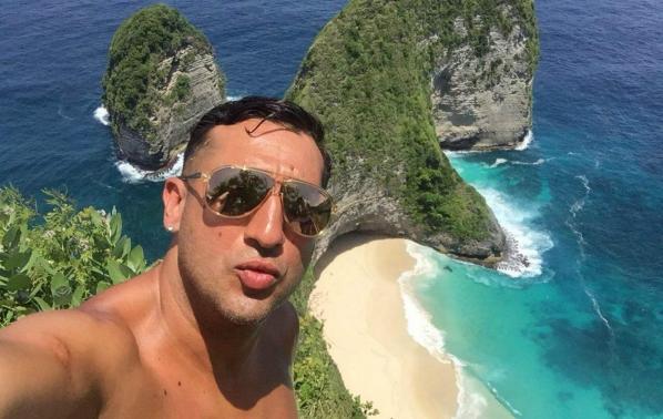 Илиян с вълнуващо пътешествие в Бали