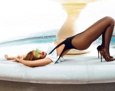 Анелия показа секси тяло в новия си видеоклип