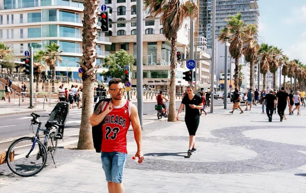 Крум се показа в топ форма от Израел
