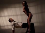 Появи се най-скандалният поп-фолк клип