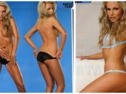 Алисия - гола и гореща на корицата на сп. Maxim