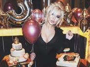 Андреа с парти-изненада за своя рожден ден