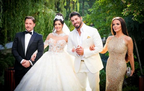 Фики се ожени пред 600 гости
