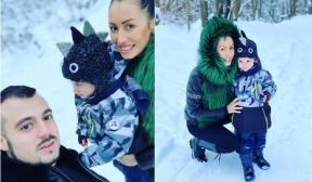 Джена на семейна зимна ваканция