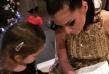 Преслава успя да съчетае две участия - в Пловдив и в София. Тя бе избрала златиста рокля за посрещането на 2016 година.