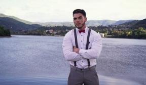 Джулиано с нова визия в предстоящия си видеоклип