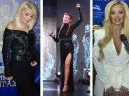 Анелия, Мария и Цветелина Янева - отличнички по стил на наградите на Планета ТВ