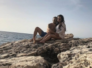 Преслава и Павел се усамотиха в Гърция