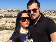 Джена и Наско се помолиха за неугасваща любов в Йерусалим