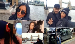 Ани Хоанг и Люси на пътешествие в Лондон