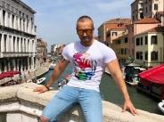 Крум на ваканция в Италия