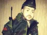 Вижте кой български певец се сдоби с кукла с лика си в Русия