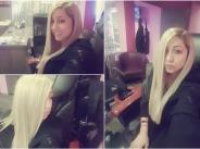 Роксана се превърна в секси блондинка