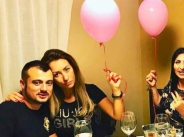 Преслава събра колеги на парти за раждането на дъщеря й width=