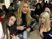 Бони, Адриана и Стефани отлетяха заедно за Берлин