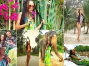Ани Хоанг засне клип в Тайланд