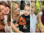 /СНИМКИ/ Звездните поп-фолк майки и техните деца
