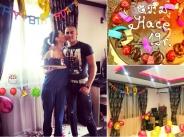 Татяна отпразнува рожден ден на сина си width=