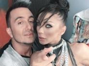 Константин и Емануела заснеха клип към дуетна песен