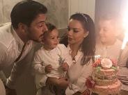 Галена отпразнува 33-ти рожден ден със семейството си