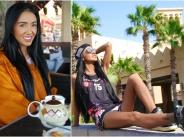 Ани Хоанг и Люси на романтична ваканция